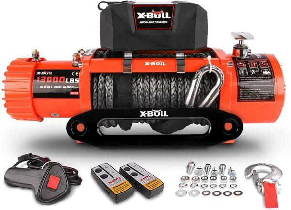 Xbull-Winch-Kit
