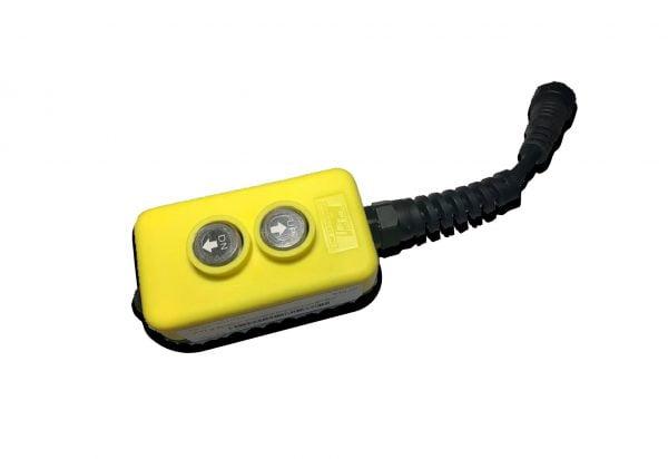 KTI 2 Button Corded Pump Controller